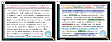 bell ringer ideas for middle high school english figurative language bell ringers