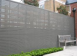 Small Picture 25 best Slatted fence panels ideas on Pinterest Contemporary