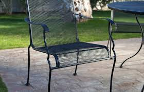 modern patio and furniture medium size outdoor iron table and chairs belham living stanton wrought dining