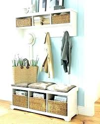 Shoe Storage Bench With Coat Rack Shoe And Coat Rack Bench Save Bench Shoe Storage Coat Rack Umbrella 45