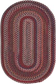 bunker hill braided area rug