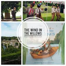 The Wind in the Willows – Retold by Lesley Sims, illustrated by Mauro  Evangelista & performance in Knaresborough – Acorn Books