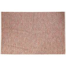 house home handloom rug multi
