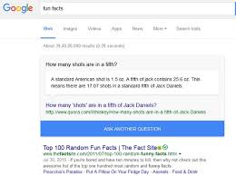 google search bar 2015. Brilliant Bar Type U0027fun Factsu0027 Or Some Such In Google Search Bar U0026 See What Happens Next Throughout Search Bar 2015 G