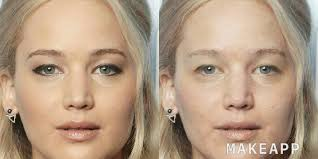 countless las who have tried the app find that its no makeup filter is so unflattering it s downright cruel for one it adds imperfections that