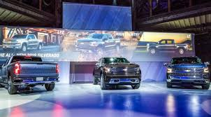 At Detroit Auto Show, 3 New Pickups Could Hit 30 MPG - ExtremeTech