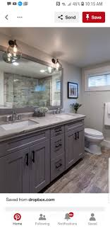 Light Gray Bathroom Wall Cabinet Colors Are Interesting Light Gray Wall Dark Gray Cabinet