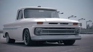 James Otto's '66 Chevy C10 Pickup Truck on Forgeline RB3C Wheels ...