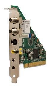 a tv tuner for pci based computers for atsc ntsc and qam tv