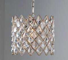 drum light with crystals crystal drum chandelier white drum chandelier with crystals
