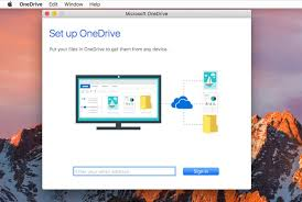 What Is Ms Onedrive How To Set Up Microsoft Onedrive For Mac