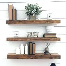 rustic white floating shelves farmhouse best ideas on reclaimed wood inside idea shelf wooden