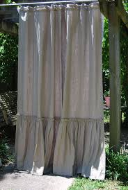 our phoebe style washable linen shower curtain now in stock at ld linens