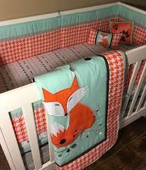 Best 25+ Baby crib bedding ideas on Pinterest | Crib bedding, Baby ... & DKL Clever As A Fox Crib Bedding Set Adamdwight.com