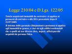 Legge 105