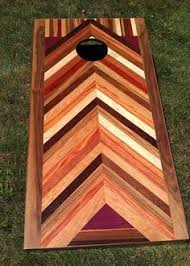 Wooden Corn Hole Game Corn Hole Score Tower Cornhole boards Pinterest Outdoor 90