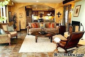 Western Living Rooms Awesome Decorating