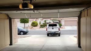 what a garage door should sound like