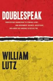 doublespeak ig publishing doublespeak