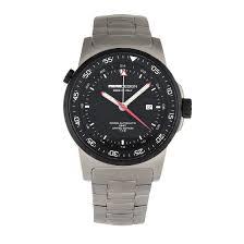 Momo Design Titanium Watch Momo Design Titanium Gmt Md095 Divmb 01bk