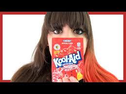 Kool Aid Hair Dye Chart For Dark Hair How To Dye Your Hair With Kool Aid