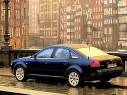 1999 Audi A6 - Auto Cars magazine - ww.shopiowa.us