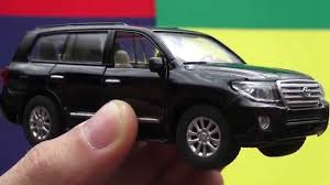 Toyota Land Cruiser 200 Toys. - YouTube