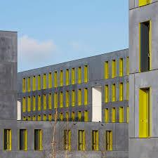 Upper West Side Studentenwohnheim In Ulm Detail Magazin Für