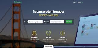 choose best professional writing service to buy an essay online edusson com review