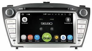 <b>Автомагнитола</b> ROXIMO CarDroid RD-2002 <b>Hyundai ix35</b>, 2009 ...