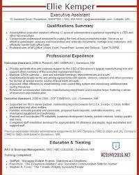 Executive Assistant Job Description Awesome Executive Assistant Resume Examples 44 Get Your Job