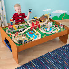 kidkraft train table instructions decor color ideas on gorgeous cool chairs kidkraft ride around town train set
