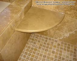 shower corner seats ideas images pictures