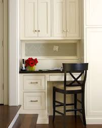 30 Functional Kitchen Desk Designs | Kitchen desk areas, Kitchen desks and Desk  areas