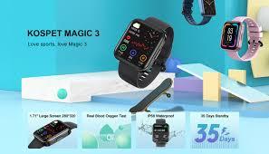 <b>Kospet Magic 3</b> Smartwatch: 1.71 Big Display, For Just $34.99 ...