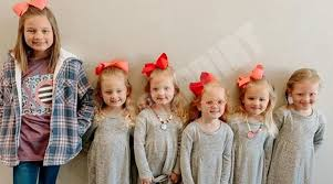 OutDaughtered': Busby Girls Homeschooling As Quarantine Continues | Soap  Dirt