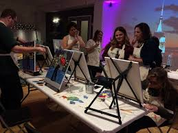 join us for a paint night in nyc this is not your typical art and wine class paint and sip in nyc incorporates paint more to unleash your