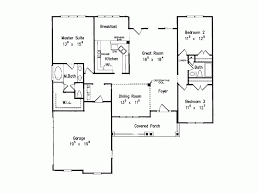 1500 sq ft open floor house plans nice home zone