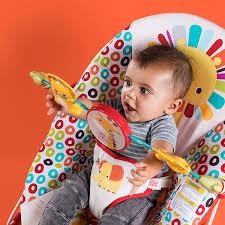 Amazon.com : Bright Starts Playful Pinwheels Bouncer : Baby