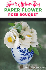 How To Make Rose Flower With Tissue Paper How To Make Rose Tissue Paper Flowers How To Make A White