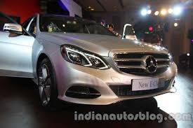 new car launches september 2014 indiaMercedes E350 CDIs Indian launch on September 11