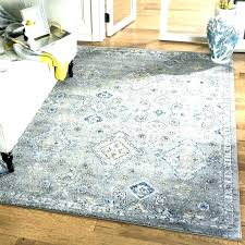 blue and grey rug yellow area rugs red target