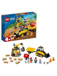 <b>Конструктор LEGO City</b> Great Vehicles 60252 Строительный ...