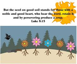 the parable of sower. Modren Parable Important The Parable Of Sower Luke In R