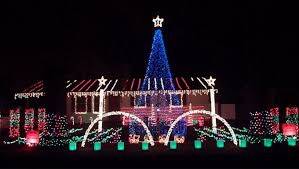 Best Neighborhood Christmas Lights Indianapolis Neighborhoods With The Most Outrageous Christmas Lights In