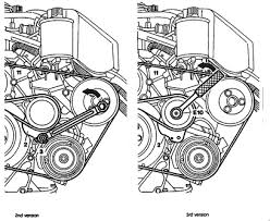 s500 poly serpentine belt change mercedes benz forum attached images