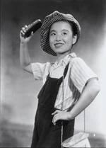 「美空ひばりデビュー時代」の画像検索結果