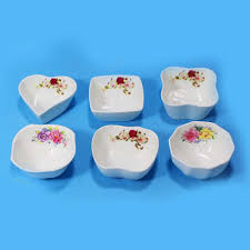 Ceramic Bowl Designs 6 Different Designs Per Design 6 Pieces Ceramic Bowl