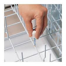 Plastic Coating For Dishwasher Rack Dishwasher Rack Repair White Improvements by Improvements 100100100 15