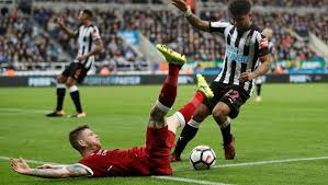 Image result for Liverpool v Newcastle